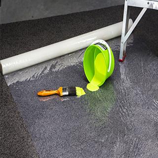 Carpet Cover (Speciaal ontwikkeld voor het beschermen van Tapijt)