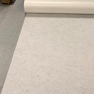 AG Stucvlies voor het afdekken van vloeren