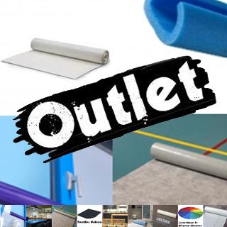 Outlet (Snuffelhoek voor speciale aanbiedingen, rest partijen)