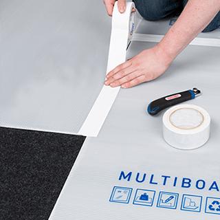 MultiBoard platen (het lichtgewicht alternatief voor hardboard)