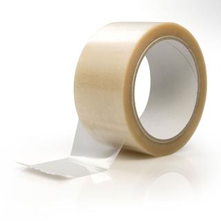AG PVC Tape Transparant